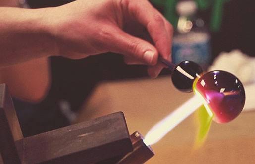 Denver Glass Blowing Class