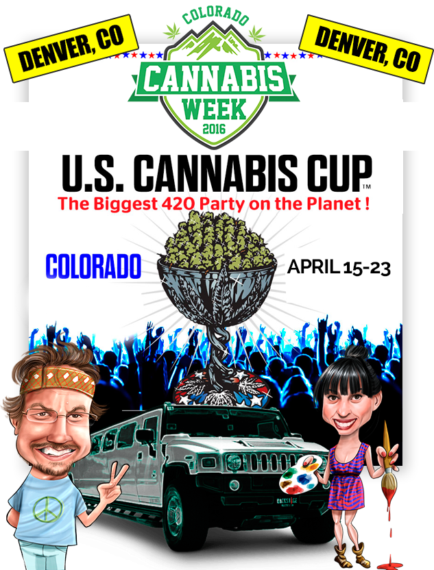 Colorado 420 Cannabis Cup 2016