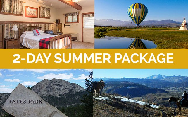 2-person 2-day Summer Package