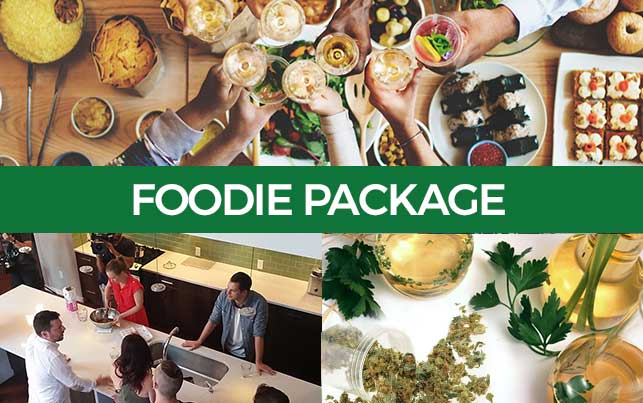 Foodie Package - 2 Cooking Classes and Dinner