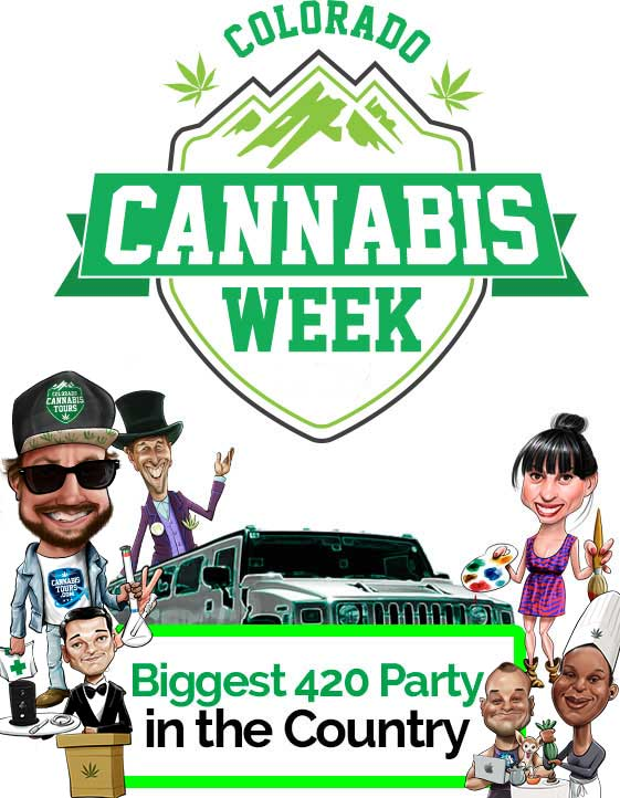 Cannabis Week Denver 420 Festival 2020 .. Biggest 420 Party on the Planet
