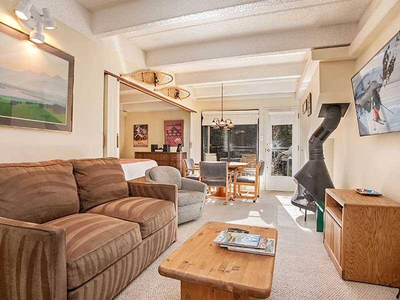 Vail Studio Living Room