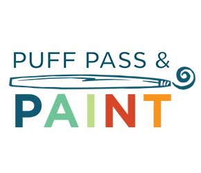 Puff Pass and Paint Logo