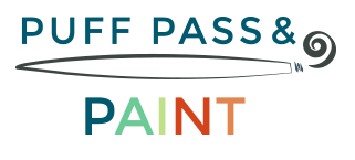 Puff Pass and Paint class logo