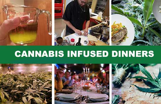 Private Infused Dinners Denver