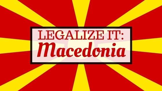 Legalize It Macedonia