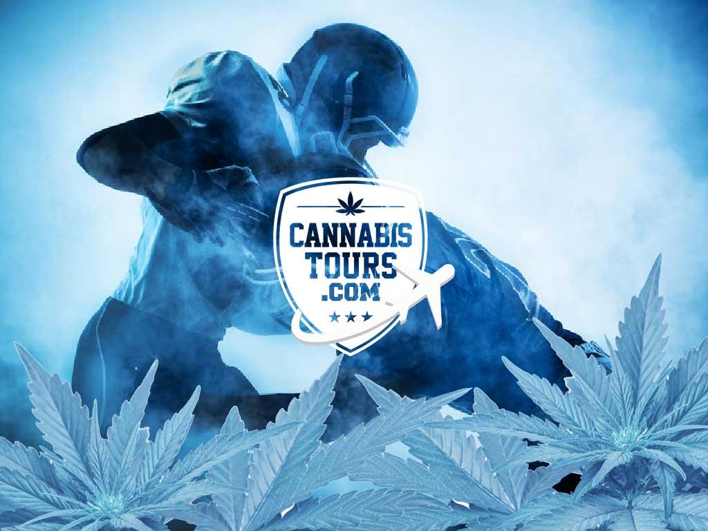Marijuana enters the NFL Football