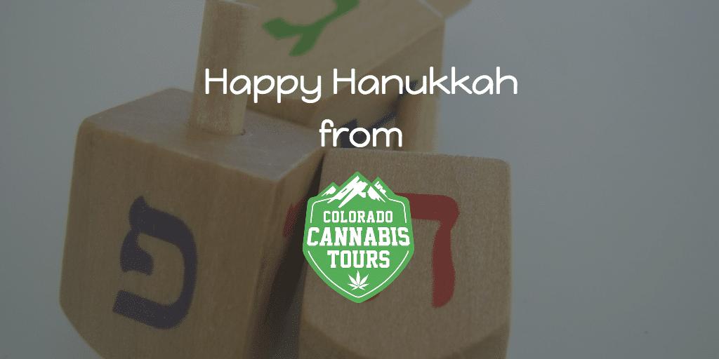 Cannabis Hanukkah