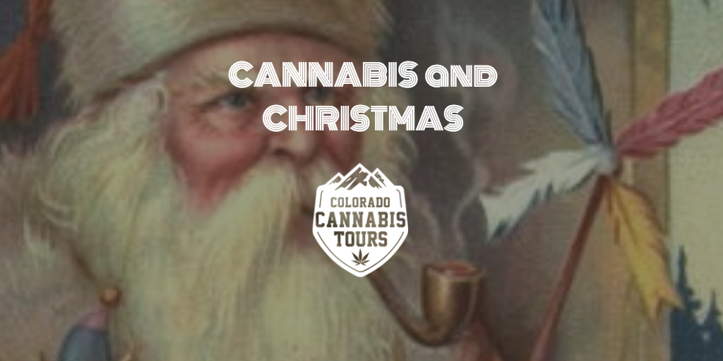 cannabis and christmas