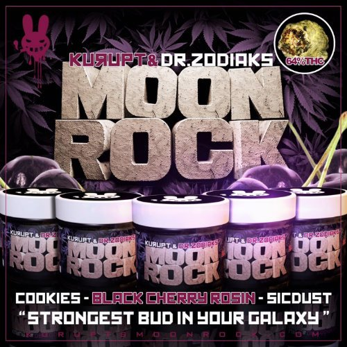 What Are Moon Rocks? The Story Behind Making Moon Rocks Weed