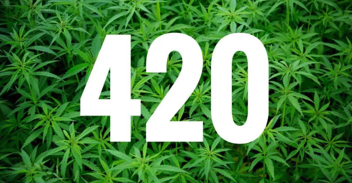 What does 420 mean on hookup sites