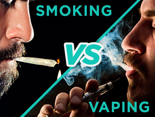 Vaping vs Smoking Weed: What's The Difference?