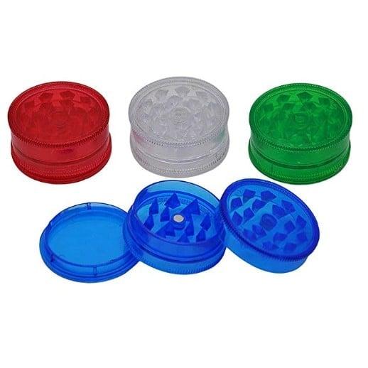 plastic marijuana grinders