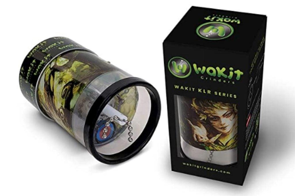 wakit electric marijuana grinder